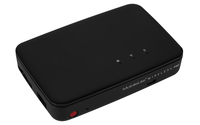 Kingston Technology MobileLite Wireless Pro USB 2.0/Wi-Fi/Ethernet Black card reader