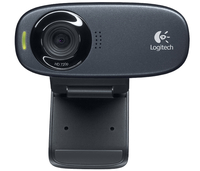Logitech C310 5MP 1280 x 720Pixels USB Zwart webcam
