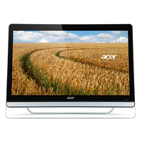 "Acer UT220HQL bmjz 21.5"" 1920 x 1080pixels Multi-touch Black touch screen monitor"