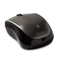 Verbatim 98590 Bluetooth Optical 1600DPI Ambidextrous Black, Grey mice