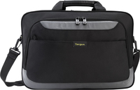 "Targus CityGear II 16"" Briefcase Black,Grey"
