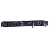 CyberPower MBP30A5 5AC outlet(s) 1U Black power distribution unit (PDU)