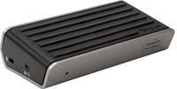 Targus DOCK120USZ USB 3.0 (3.1 Gen 1) Type-A Black notebook dock/port replicator