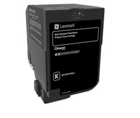 Lexmark 74C1SK0 Cartridge 7000pages Black laser toner & cartridge