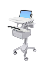 Ergotron StyleView Notebook Multimedia cart White