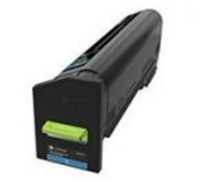 Lexmark 24B5995 20000pages Cyan laser toner & cartridge