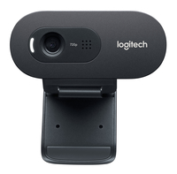 Logitech C270 3MP 1280 x 720Pixels USB 2.0 Zwart webcam