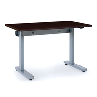Ergotron Elevate 48 computer desk