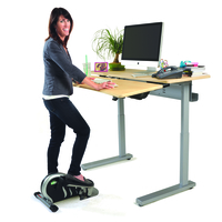 Ergotron Elevate Adjusta 48 computer desk