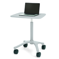 Ergotron Zido 22 Notebook stand Grey
