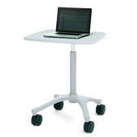 Ergotron Zido 25 Light Load Notebook stand White