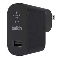 Belkin MIXIT Indoor Black mobile device charger