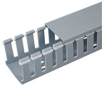 Panduit G3X4LG6 Straight cable tray Grey cable tray