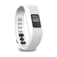 Garmin vivofit 3 Wristband activity tracker Zwart, Wit