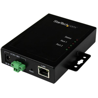 StarTech.com NETRS2322P RS-232 serial server
