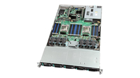 "Intel VRN2208WHY8 Intel C612 LGA 2011-v3 Custom 16.7"" x 17"" Black,Silver server barebone"