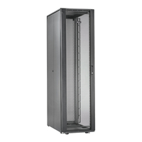 Panduit S8VBPN Freestanding Grey rack