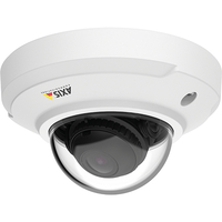 Axis Companion Dome V IP security camera Binnen Dome Wit