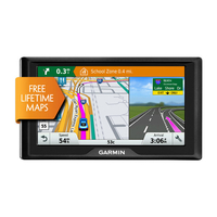 "Garmin Drive 60LM Fixed 6.1"" TFT Touchscreen 241g Black navigator"
