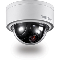 Trendnet TV-IP420P IP security camera Indoor & outdoor Dome White surveillance camera