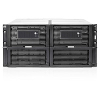 Hewlett Packard Enterprise D6000 140000GB Rack (5U) Black,Metallic disk array