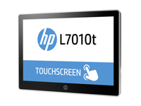 "HP L7010t 10.1"" 1280 x 800pixels Multi-touch touch screen monitor"