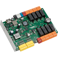 Axis A9188 Relay channel digital & analog I/O module