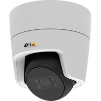 Axis Companion Eye LVE IP security camera Binnen & buiten Dome Wit