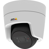 Axis Companion Eye L IP security camera Binnen & buiten Dome Wit