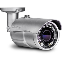 Trendnet TV-IP344PI IP security camera Indoor & outdoor Bullet Silver surveillance camera