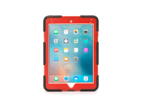 "Griffin GB42576 9.7"" Cover Black,Red tablet case"