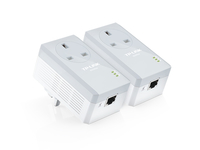 TP-LINK AV600 600Mbit/s Ethernet LAN White PowerLine network adapter