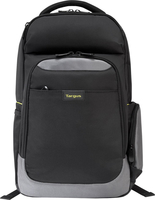 "Targus TCG665 16"" Backpack Black,Grey notebook case"