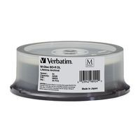 Verbatim M-DISC 50GB BD-R DL 25pcs