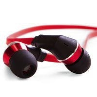 Verbatim 99209 Black, Red Intraaural In-ear headphone