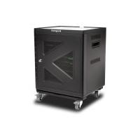 Kensington K64414AM Multimedia trolley Black portable device management cart & cabinet