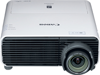 Canon REALiS WUX450ST Desktop projector 4500ANSI lumens LCOS WUXGA (1920x1200) Black,White data projector