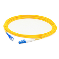 Add-On Computer Peripherals (ACP) ADD-ASC-LC-6MS9SMF 6m SC ST Yellow fiber optic cable