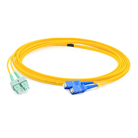 Add-On Computer Peripherals (ACP) ADD-ASC-SC-4MS9SMF 4m SC SC Yellow fiber optic cable