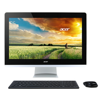 "Acer Aspire Z3-715-UR51 2.8GHz i7-6700T 23.8"" 1920 x 1080pixels Touchscreen Black,Silver All-in-One PC"