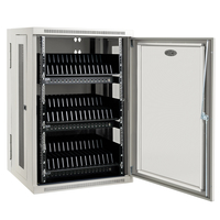 Tripp Lite CS48USBW Portable device management cabinet White portable device management cart & cabinet