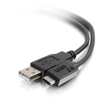 C2G 28870 0.915m USB A USB C Male Male Black USB cable