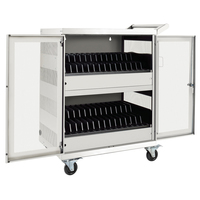 Tripp Lite CSC32ACW Portable device management cart White portable device management cart & cabinet