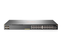 Hewlett Packard Enterprise Aruba 2930F 24G PoE+ 4SFP+ TAA Managed network switch L3 Gigabit Ethernet (10/100/1000) Power over Et