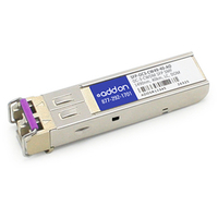 Add-On Computer Peripherals (ACP) SFP-OC3-CW49-40-AO Fiber optic 1490nm 155Mbit/s SFP network transceiver module