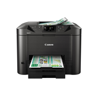 Canon MAXIFY MB5450 600 x 1200DPI Jet d'encre A4 24ppm Wifi