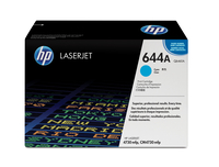 HP 644A Laser cartridge 12000pages Cyan