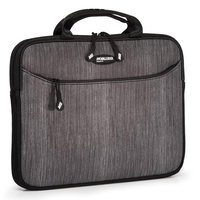 "Mobile Edge ME SlipSuit 13.3"" Sleeve case Black,Carbon"