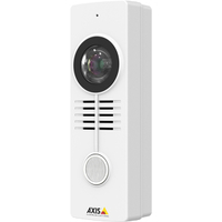 Axis A8105-E IP security camera Binnen & buiten kubus Wit