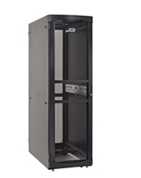 Eaton RS Freestanding rack 45U 907.1847kg Black rack